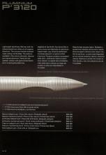 Porsche Design P3120 Aluminum Ballpoint Pen