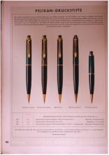 Pelikan 350 Type II Tortoise Green Pencil