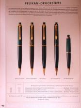 Pelikan 450 Tortoise Green Striped Repeater Mechanical Pencil 1.18mm Lead