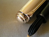 The Infamous 1956 PELIKAN 600 - 600N 14K Solid Gold Fountain Pen in Box NOS