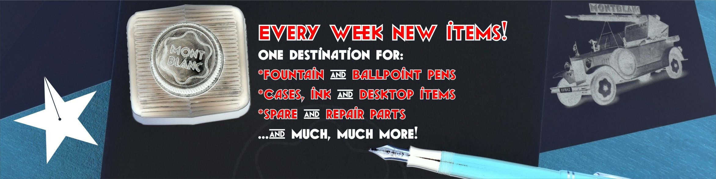 Everyweek new items
