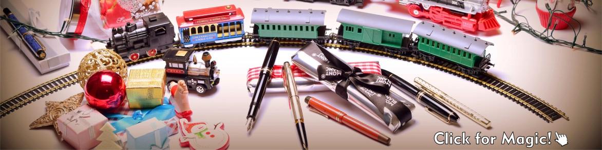 1 year international warranty on all pens